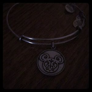 Authentic worn Mickey Alex and Ani